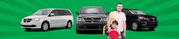 Top 3 autos pour papas