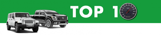 Top 10 camions