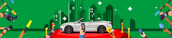 5 voitures populaires de vedettes de cinéma