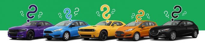 Quelle couleur de voiture reflète votre personnalité?