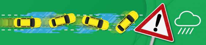 How to Avoid Aquaplaning?