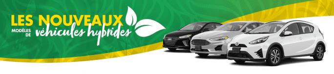 Les nouveaux véhicules hybrides