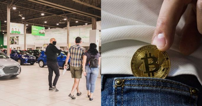 Tu peux maintenant utiliser tes bitcoins pour acheter une voiture au Québec et voici comment