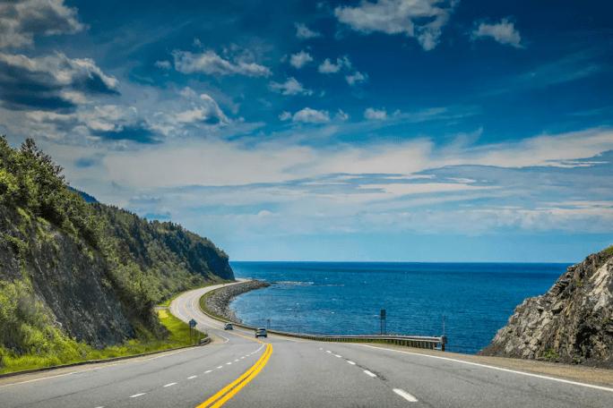 La destination parfaite où prendre des vacances selon son véhicule