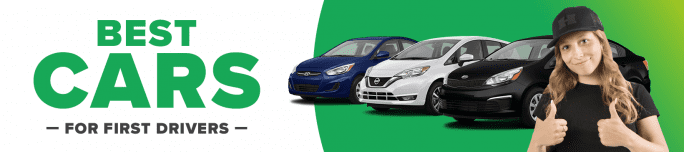 The best cars for a first-time driver