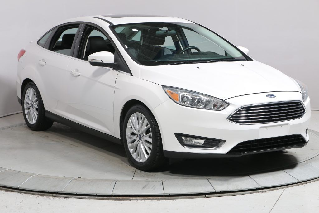 Opt For The Ford Focus Known Its Performance And Dynamism It Will Certainly Suit You A Little More Upscale Be Reured By Reliability Of This